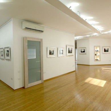 Gallery interior designed and completed by The Picturehouse